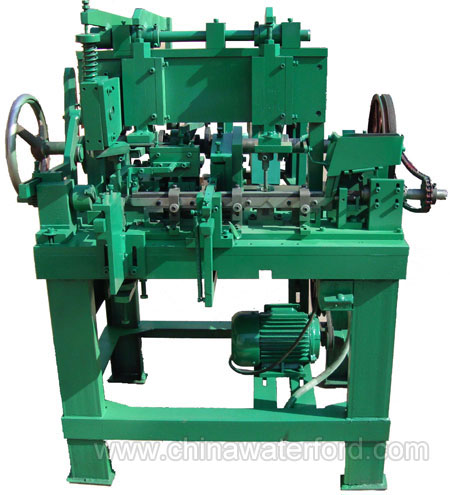 Automatic Fishing Hook Forming Machine