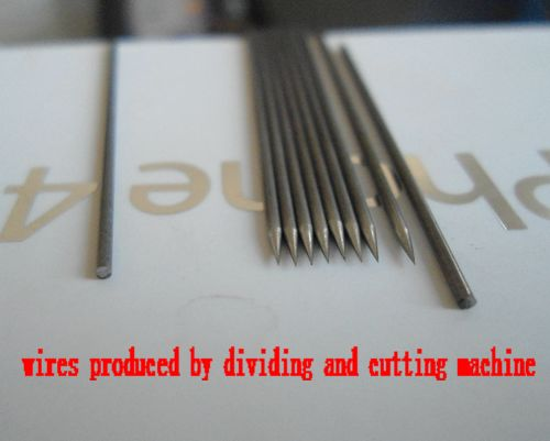New Steel Wire Dividing and Cutting Machine